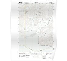 USGS Topo Map Washington Rosburg 20110914 TM Poster