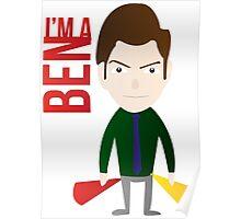 IM A BEN Poster