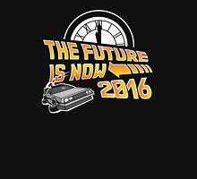 Back to the Future, The future is now 2016 T-Shirt