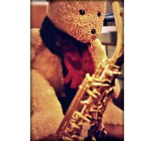 """Big """"The Bear"""" Ted Photographic Print"""