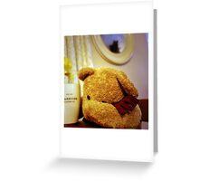 Rough Night Greeting Card