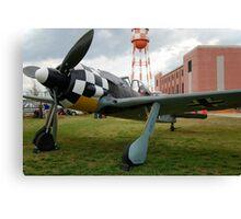 Focke-Wulf FW-190 A3 Canvas Print