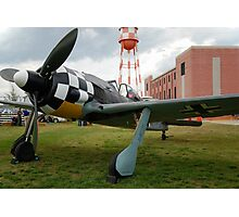 Focke-Wulf FW-190 A3 Photographic Print