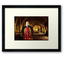 Dark Angel Framed Print