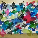 The Butterfly Collection by Holly Daniels