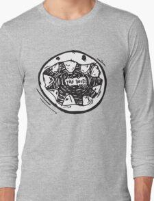 Brush, Rinse, Repeat Long Sleeve T-Shirt