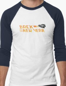 Back to the New Year (Back to the Future) Color T-Shirt