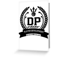DP Elite Greeting Card
