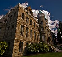 Old State Capitol, Olympia Washington by nwexposure