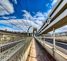 Clifton Suspension Bridge by Roy Griffiths