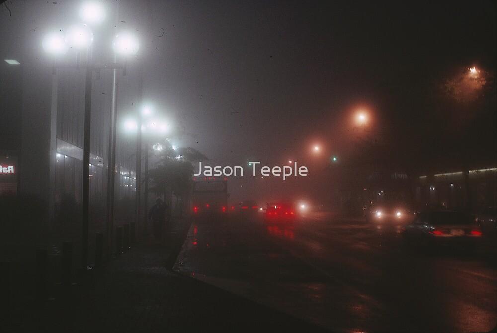 Night Bus by Jason Teeple
