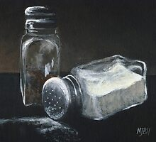 Salt N Peppa by Michael Beckett
