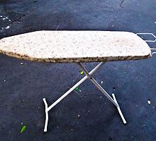 The Ironing Board by Lyndy