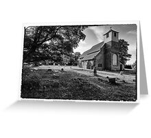 The Church of St.Mary Buttsbury Greeting Card