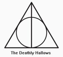 The Deathly Hallows by meldevere