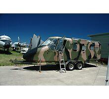 GAF Nomad Trailer @ Bankstown Air Museum Photographic Print