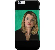 Blood Money - Lilah Morgan - Angel iPhone Case/Skin