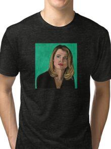 Blood Money - Lilah Morgan - Angel Tri-blend T-Shirt