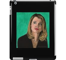 Blood Money - Lilah Morgan - Angel iPad Case/Skin