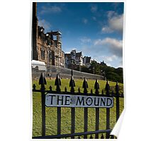 The Mound Poster