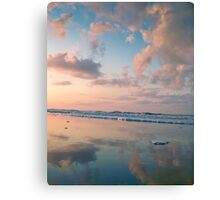 Ocean of Glass - Isle of Palms Canvas Print