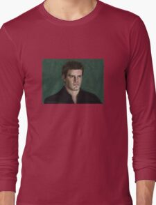 Reunion - Angel - BtVS Long Sleeve T-Shirt