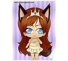 Princess Anastasia - Rinmaru Dress Up Poster