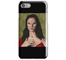 The Trial - Drusilla - BtVS iPhone Case/Skin