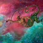 Cosmic Metamorphosys by shirleynatoli