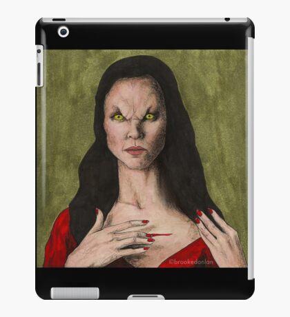 The Trial - Drusilla - BtVS iPad Case/Skin