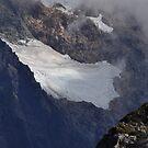 Mount Shuksan Glacier by Lynn Bawden