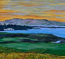 St. Andrews, Scotland by Murray Pollard