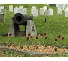 Civil War Memorial Photographic Print