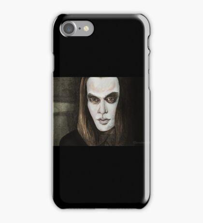 Buffy Vs. Dracula - Dracula - BtVS iPhone Case/Skin