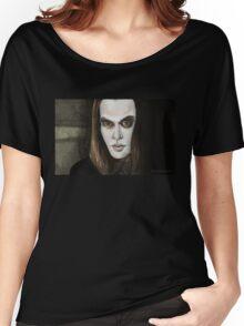 Buffy Vs. Dracula - Dracula - BtVS Women's Relaxed Fit T-Shirt