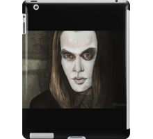 Buffy Vs. Dracula - Dracula - BtVS iPad Case/Skin