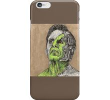 Primeval - Adam - BtVS iPhone Case/Skin