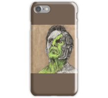 Primeval - Adam - BtVS iPhone Case/Skin