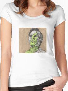 Primeval - Adam - BtVS Women's Fitted Scoop T-Shirt