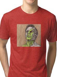 Primeval - Adam - BtVS Tri-blend T-Shirt