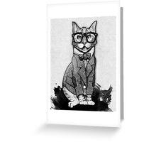 Cat Smith Greeting Card