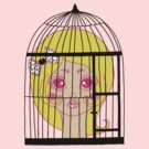 Girl in Cage by Angel Szafranko