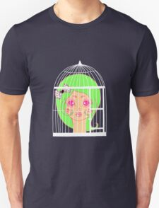 Girl in Cage 2 T-Shirt