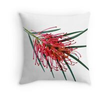 Another Grevillea Throw Pillow