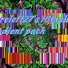 my first gradient pack by LoreLeft27