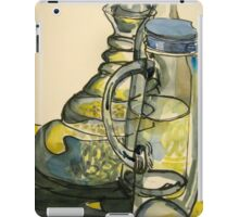 glass and water: a trilogy iPad Case/Skin