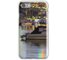 Boat on NYE iPhone Case/Skin