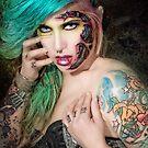 Cyber by Georgi Ruley: Agent7