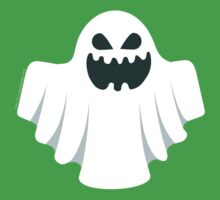 Halloween Ghost Kids Clothes