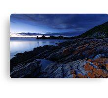 Rocky Cape Dawning Canvas Print